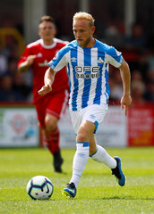 Pre Season Friendly - Accrington Stanley v Huddersfield Town