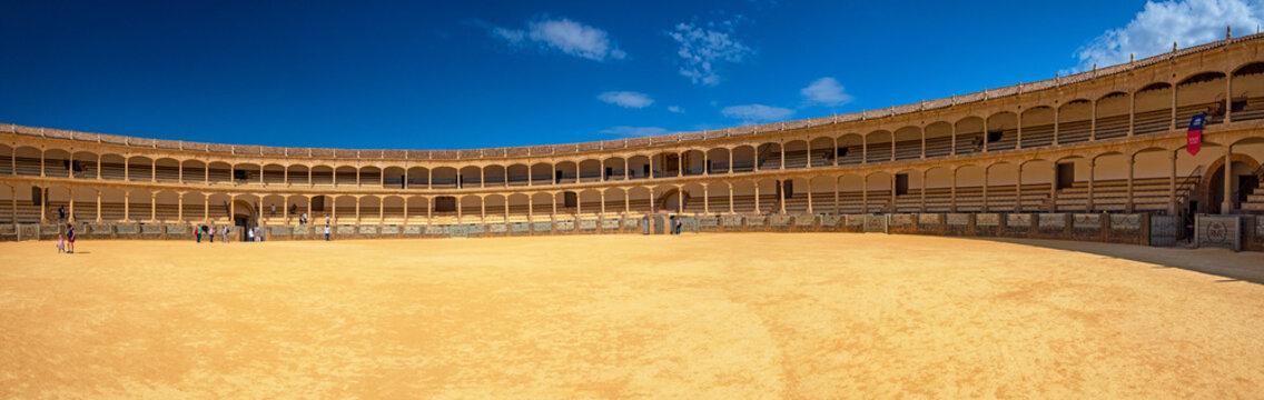 Famous bullring of Ronda, Spain