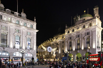 piccadilly circus london londres