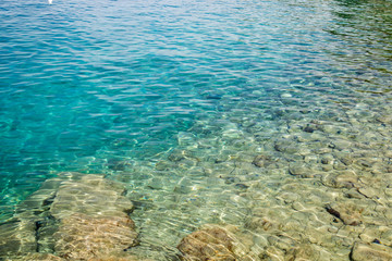 Clear Sea Water