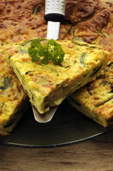 Frittata 義大利煎蛋 Ֆրիտատա フリッタータ פריטטה Cucina italiana Frittate Фриттата فریتاتا Italian Friulana cuisine 프리타타 Italia