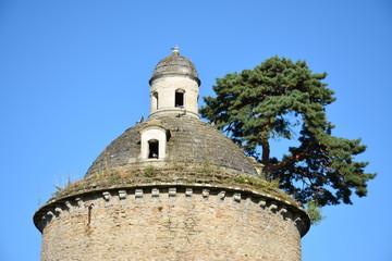 Nantes - Pigeonnier des Dervallières