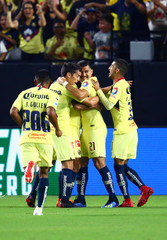 Soccer: International Friendly Soccer -Manchester United at Club America