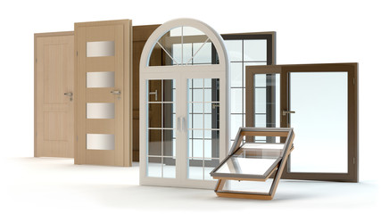 Windows and doors collection