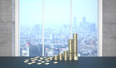 Euro Coins Growth Chart