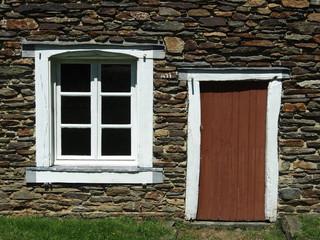Belgien, Ardennen: Traditioneller Baustil