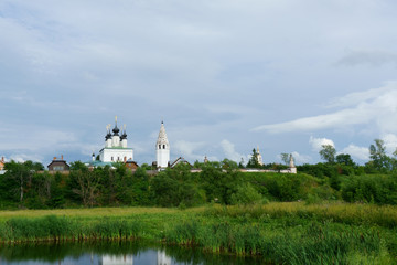 View of Suzdal