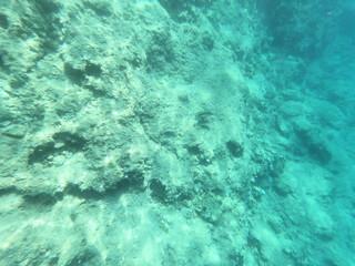 Secret Sea Bay In Antalya Turkey