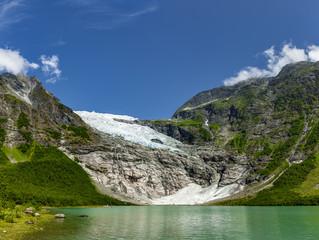 Türaufkleber Glaciers Bøyabreen