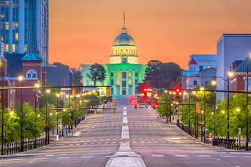 Montgomery, Alabama, USA