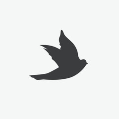 Dove Vector Icon