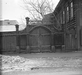 Krasnoyarsk in 80th