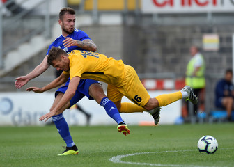 Pre Season Friendly - Torquay United v Cardiff City