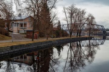 Finland, Savonlinna, autumn