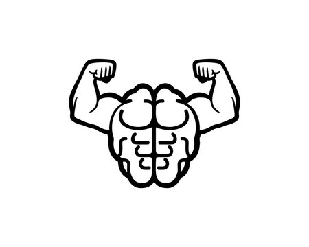 Strong Brain logo