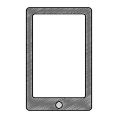tablet device isolated icon