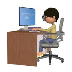 プログラミング教育(男の子)