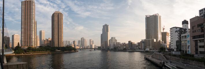 東京風景(勝どき)