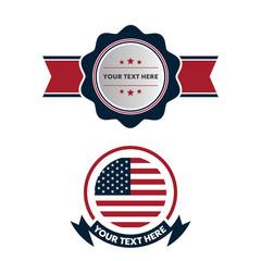 Emblem American Logo