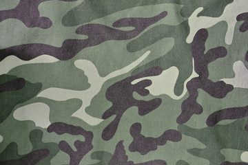 military uniform surface