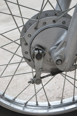 drum brake motorcycle