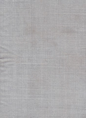 Texture old canvas fabric. Natural linen background