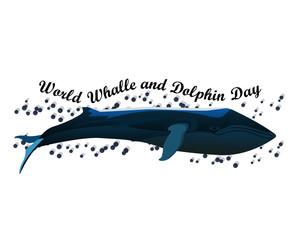 World Whale and Dolphin Day july 23