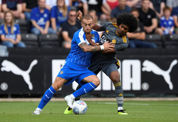 Pre Season Friendly - Notts County v Leicester City