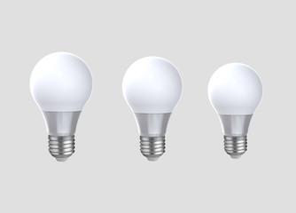 LED電球 3台