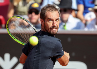 Tennis - Swedish Open - Semi-Final