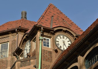 Forest Hills Clock Tower Queens New York