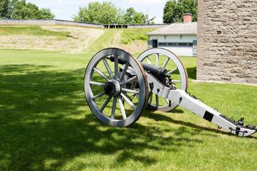 British 6-pounder Cannon