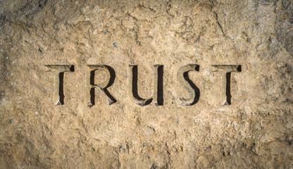 Trust Concept Image