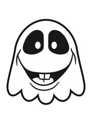 geist lachen süß niedlich frech comic cartoon clipart spuken horror monster grusel halloween