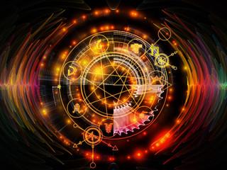 Virtualization of Mystic Circle