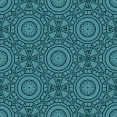 Decorative Mandala. vector illustration. For fashion, print, sticker, icon.