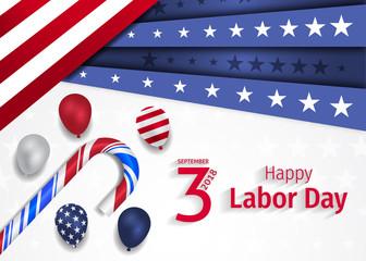 Happy Labor Day 2018.