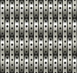 industrial seamless metal plate