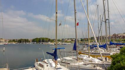 Sete am Mittelmeer, France, Cette