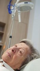Senior Woman in Emergency Room 3