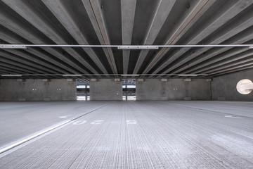 Parkhaus freier Parkplatz parken