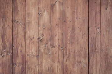 Wooden floor with brown Board texture and red tint