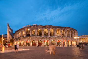 Verona Arena, Region Veneto Italien