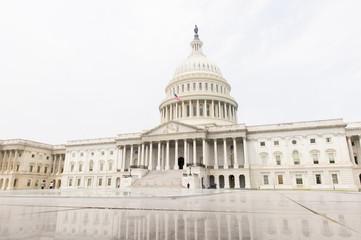 United States Capitol Building east facade - Washington DC Unite
