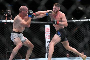 MMA: UFC Fight Night-Hamburg-Meek vs Fabinski