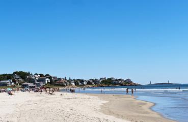 Strand Good Harbor Beach, Gloucester, Cape Ann, Bundesstaat Massachusetts, Neuengland, USA, Vereinigte Staaten, Nordamerika
