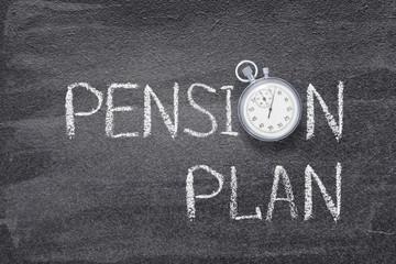 pension plan watch