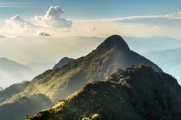 Doi Luang Chiang Dao Province Chiang Mai Thailand landscape