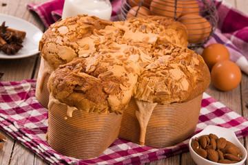 Easter Dove Bread (Colomba Pasquale)