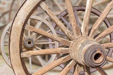 roues de charrette